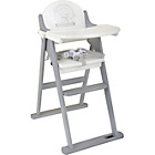 more details on Tiny Tatty Teddy Highchair - White and Grey.
