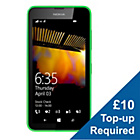 more details on EE Nokia Lumia 635 Mobile Phone - Green.