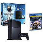 more details on PS4 500GB Console with Star Wars and Destiny Bundle.