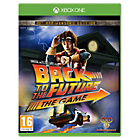 more details on Back to the Future Xbox One Game.