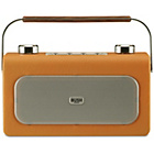 more details on Bush Leather DAB/FM Radio - Zest.