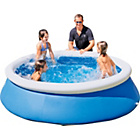 more details on Bestway Quick Up Octagonal Family Pool - 8ft - Blue.