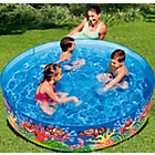 more details on Chad Valley Ocean Snapset Pool - 6ft - Multicoloured.
