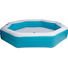 more details on Neighbourhood Inflatable Swim Centre Pool - 10ft - Blue.