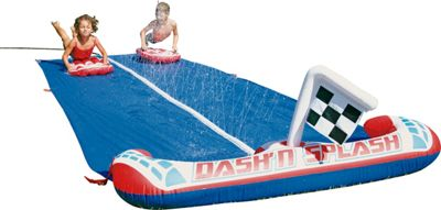 Buy Chad Valley Inflatable Water Slide At Argos Co Uk