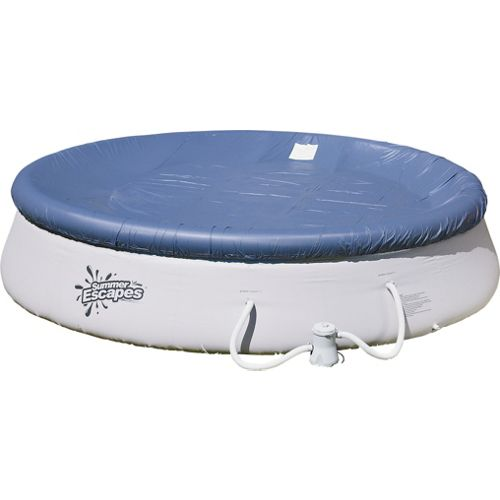 Quick Up 3653399 12ft Pool Set - White