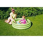 more details on Chad Valley 3 Ring Paddling Pool - 3ft - Green.