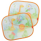 more details on Fisher-Price Rainforest Friends Pop-Up Sunshades - 2 Pack.