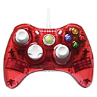 more details on PDP Rock Candy Xbox 360 Controller - Stormin Cherry.