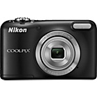 more details on Nikon Coolpix L31 16MP 5x Zoom Compact Digital Camera-Black.