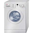 more details on Bosch WAE28377GB 7KG 1400 Spin Washing Machine - Exp.Del.
