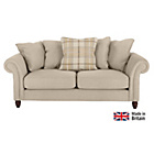 more details on Heart of House Windsor Large Fabric Sofa - Cream.