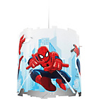 more details on Philips Disney Spider-Man Pendant Lightshade - Red.