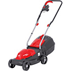 more details on Grizzly Tools 1200W 31cm Corded Electric Lawnmower.