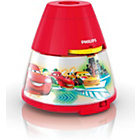 more details on Philips Disney Cars LED Projector - Red.