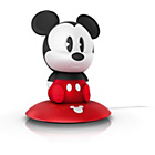 more details on Philips Disney Mickey Mouse LED Softpal Table Lamp.