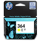 more details on HP 364 Ink Cartridge - Yellow.