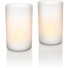 more details on Philips Candle Lights 2 Piece LED Table Lamp - White.