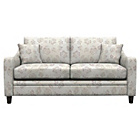 more details on Heart of House Newbury Regular Fabric Floral Sofa - Natural.