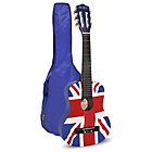 more details on Music Alley Junior Guitar - Union Jack.