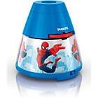 more details on Philips Marvel Spider-Man LED Projector - Red.