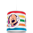 more details on Philips Disney Mickey Mouse Pendant Lightshade - Blue.