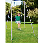 more details on Chad Valley Kids' Active Single Swing - Blue.