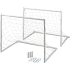 more details on Chad Valley Twin Soccer Goal Set.
