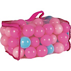 more details on Chad Valley Bag of 100 Pink and Blue Playballs.