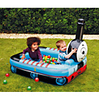 more details on Thomas & Friends Paddling Pool and Ball Pit - 4ft - Blue.
