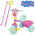 more details on Peppa Pig Trike.