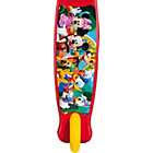 more details on Mickey Mouse Move 'n' Groove Tri-Scooter - Multicoloured.