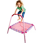more details on Chad Valley Junior Trampoline - Pink.