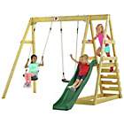 more details on Plum Tamarin Wooden Climbing Frame.