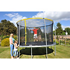 more details on Sportspower 12ft Trampoline and Enclosure.