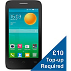 more details on Virgin Alcatel Pop D3 Mobile Phone - Blue.