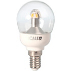 more details on Calex Golf Ball Warm White 250 Lumen Clear Glass Dimmable.