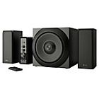 more details on Thonet and Vander Ratzel BT 2.1 PC Sound System Black/Silver
