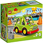 more details on LEGO DUPLO Rally Car - 10589.
