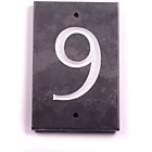 more details on House Nameplate Company Slate Number Plaque - 9.