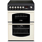 more details on Hotpoint CH60ETC.0 Electric Cooker - Cream/Ins/Del/Rec.