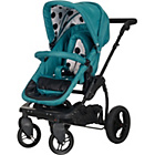 more details on Obaby ZeZu Multi Pramette - Turquoise.