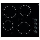 more details on Indesit VRM640MC Ceramic Hob - Black.
