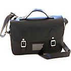 more details on Satchel Lunch Bag - Black.