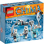 more details on LEGO® Ice Bear Tribe Pack - 70230.