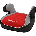 more details on Nania Agora Group 2-3 Dream Booster Seat - Carmin.
