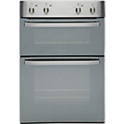 more details on Hotpoint DH51X Double Electric Oven - Stainless Steel.