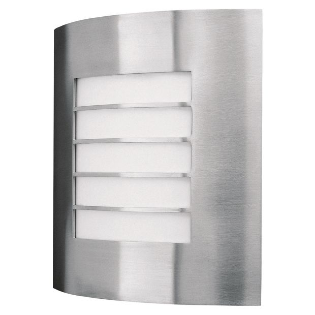 Switched Chandelier Wall Lights : Buy Philips Oslo Energy Saving Wall Lantern - White at Argos.co.uk - Your Online Shop for Wall ...