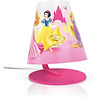 more details on Philips Disney Princess LED Table Light - Pink.