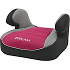 more details on Nania Agora Group 2-3 Dream Booster Seat - Raspberry.